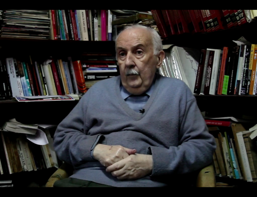 Norberto Galasso y Marcos Roselli