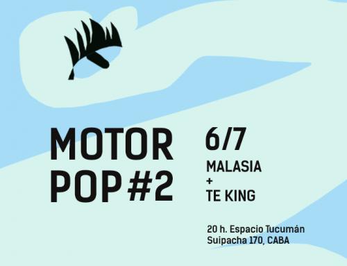 MOTOR POP #2 // MALASIA + TE KING