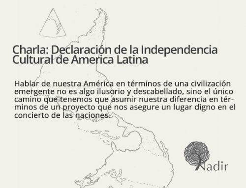 Declaración de la Independencia Cultural de Nuestra América
