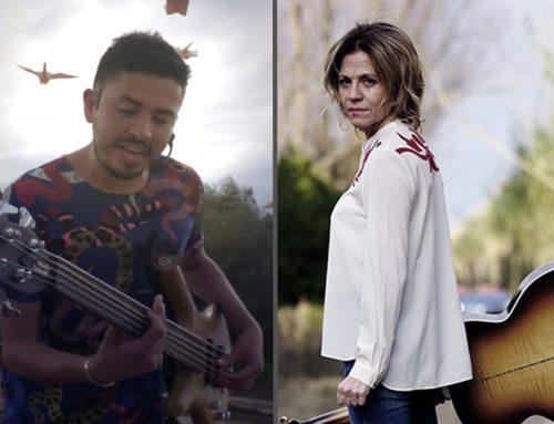 Manu Sija + Marcela Morelo