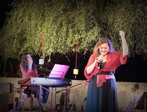 Florencia Dávalos y Mirta Pérez