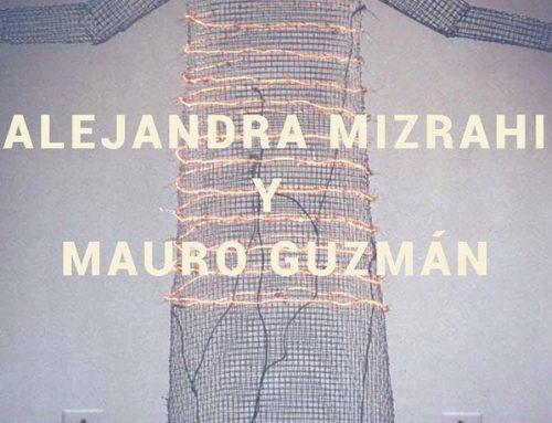 Alejandra Mizrahi en Galería La Toma. Rosario