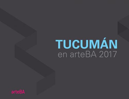 Tucumanos en ArteBA 2017