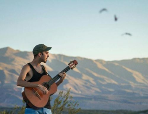 Mirada Primera: Javier Nadal Testa presenta su disco