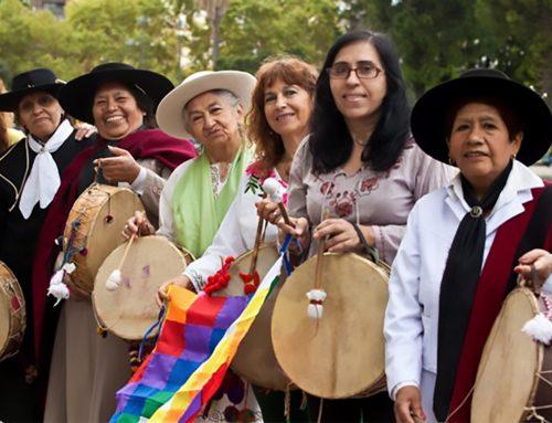 Bagualazo: Encuentro nacional de bagualeras