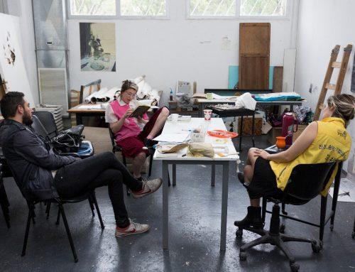 Programa de artistas 2018, Universidad Torcuato Di Tella