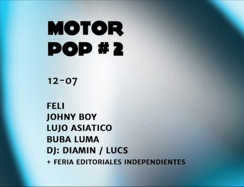 Motor_pop vol. II: Johny Boy / FELI