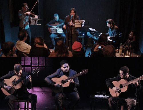 El Afile + La Guardia Nueva. Viernes 31 de Agosto – 19hs