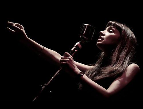 Voz y Cuerpo en Escena. Taller Intensivo Grupal por Karina Beorlegui. Lunes 1 de Octubre – 16hs