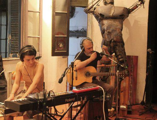 Recital electroacústico: Mutandia. Jueves 20 de septiembre – 21hs