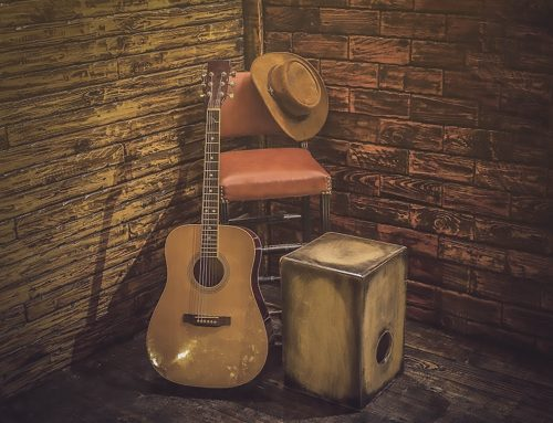 Música de la costa peruana: taller y show de guitarra y cajón. Viernes 23 de noviembre – 19hs