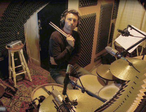 Clase Maestra de batería y percusión contemporánea por Facundo Ferreira. Jueves 13 de diciembre – 19hs