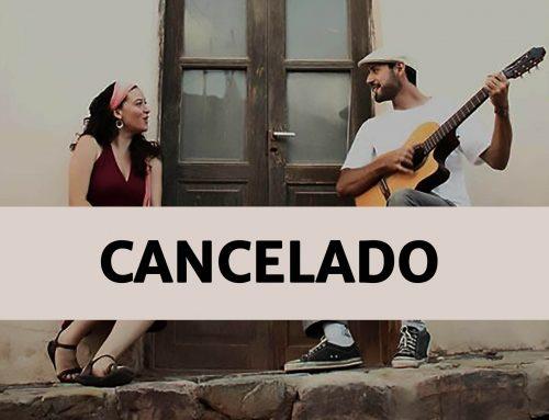 Cancelado // Pablo y Lola: música viajera. Jueves 29 de noviembre – 21hs