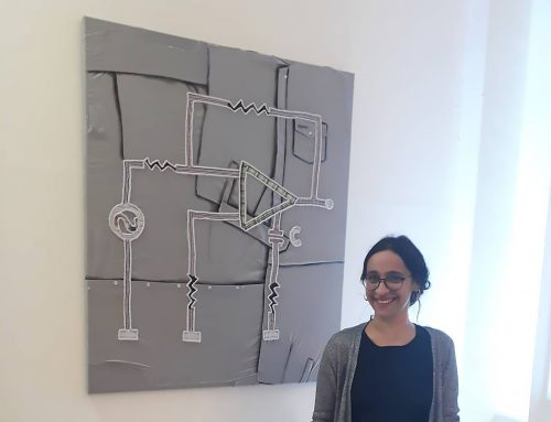 Lucrecia Lionti en XI Premio Nacional de Pintura Banco Central. Miércoles 5 de diciembre – 18hs