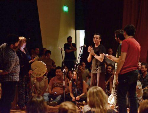 Ciclo El camino de Leda / Taller de cantos colectivos. Martes 9 de Abril – 19hs