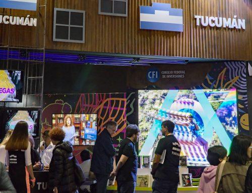 Grilla día x día. Tucumán en la Feria Internacional del Libro. Del 25/4 al 13/5. De 14 a 22hs.