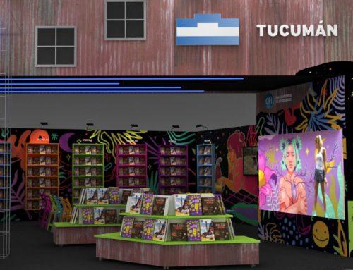 Tucumán en la 44 Feria Internacional del Libro. Del 25/4 al 13/5. De 14 a 22hs.