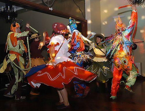 Mitos y leyendas del NOA en  las danzas folclóricas argentinas. Jueves 6 de Junio – 18hs