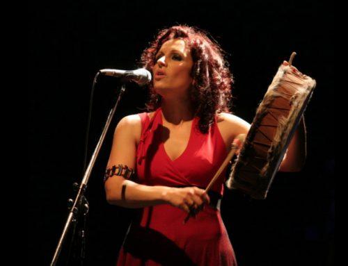 Cuerdos Vocales + Lorena Astudillo. Viernes 28 de Junio – 21hs