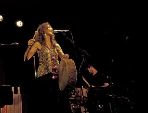 Taller vocal INAMU + Silvia Iriondo. Miércoles 19 de Junio – 18.30hs