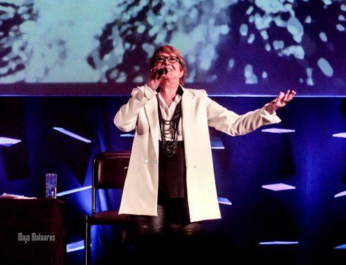 Cuerdos Vocales + Teresa Parodi. Viernes 28 de Junio – 21hs