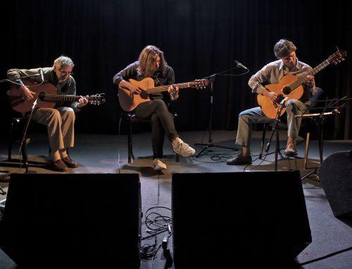 Guitarras tucumanas: Darío Acosta Teich. Miércoles 7 de agosto – 21hs