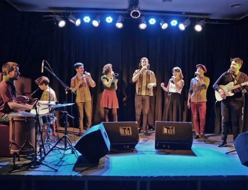 Cuerdos Vocales + Manu Sija. Jueves 5 de septiembre – 21.30hs