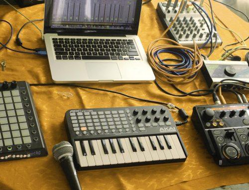 Producción Musical con Ableton Live por Julieta Papi. Próxima clase: Miércoles 6/11 – 18.30 a 20.30 hs
