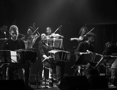 Orquesta Típica Cambio de Frente  + Va de nuevo. Viernes 6 de septiembre – 21hs