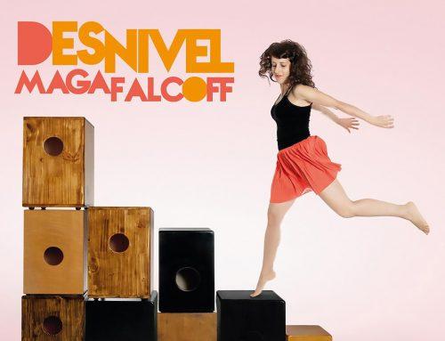 Maga Falcoff, nuevo disco. Viernes 18 de octubre – 21hs