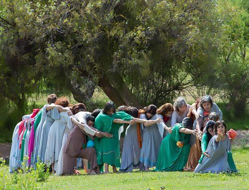 Danza comunitaria:  Bailarines toda la vida. Viernes 25 de octubre – 21hs