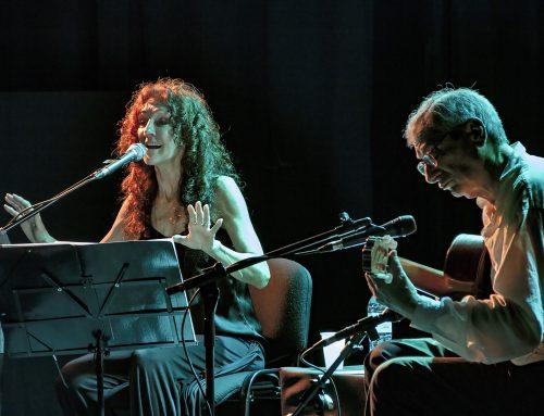 """Juan Falú y Silvia Iriondo presentan """"Antiguo rezo"""". Viernes 8 de noviembre – 21hs"""