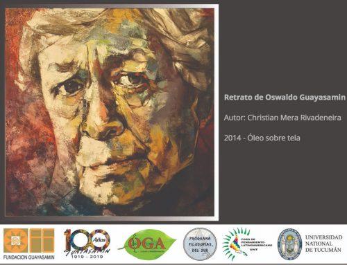 Ciclo Nuestra América: Homenaje a Oswaldo Guayasamín. Miércoles 27 de noviembre – 18.30hs
