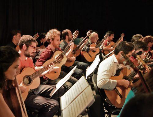 Orquesta El Guitarrazo. Martes 3 de diciembre – 21.30hs
