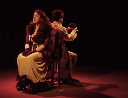 Teatro: El molusco. Sábados 14 y 21 de diciembre – 21.30hs