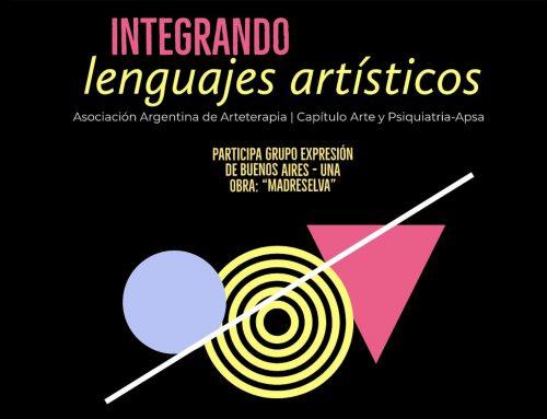 Jornada de integración de lenguajes artísticos. Sábado 7 de diciembre – 14hs
