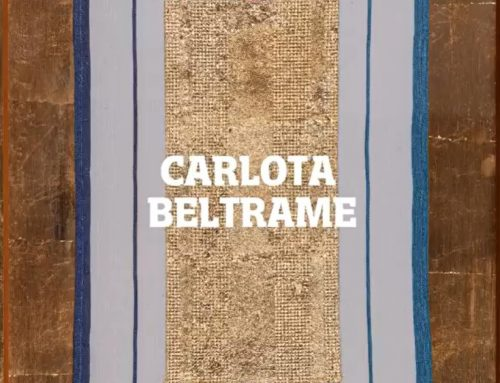SUSPENDIDO // Carlota Beltrame en MUNTREF. Sábado 14 de Marzo – 12hs