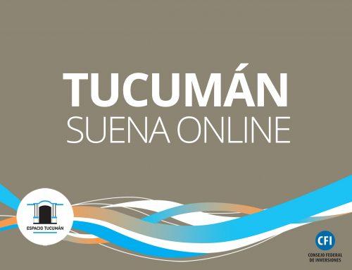 Programa de Apoyo Artístico para músicos tucumanos en Buenos Aires. De julio a septiembre