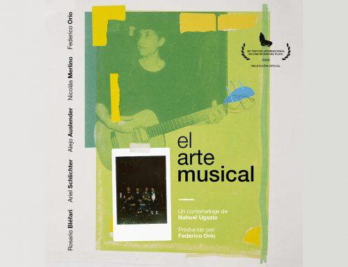 """""""el arte musical"""" en 35° Festival Internacional de Cine de Mar del Plata"""