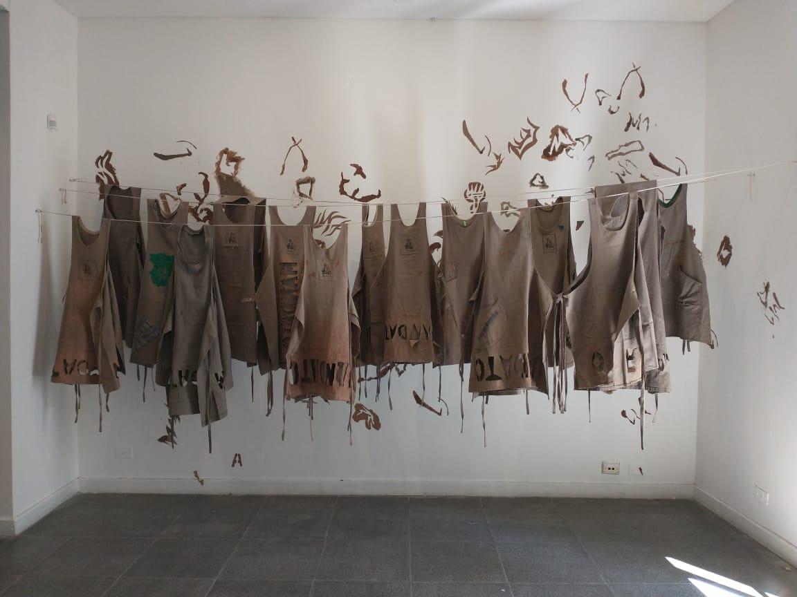 Colectivo Lola Mora en: Transformación. Gráfica en desborde